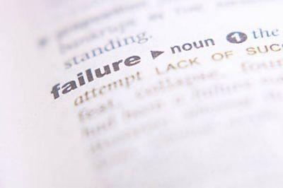 Saturday Musings – I'm a Failure…