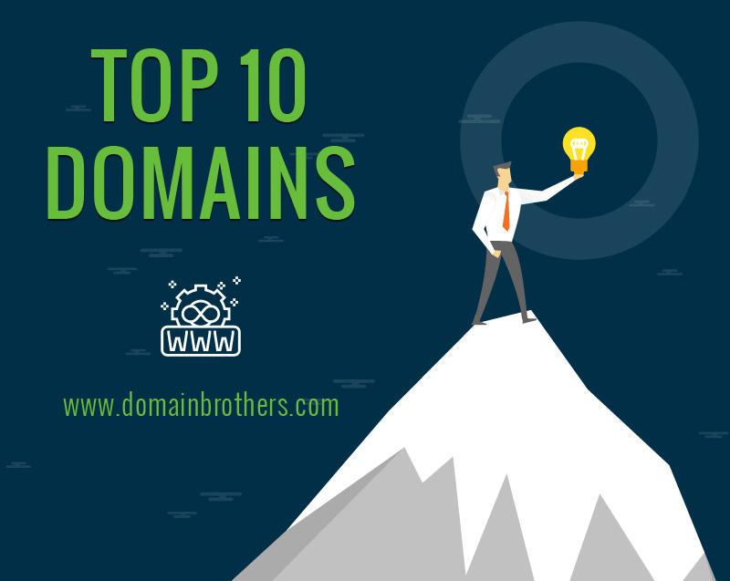 Top-10-Domain