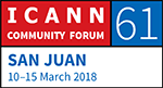 Register Now: Pre-ICANN61 Policy Open House – 1 March