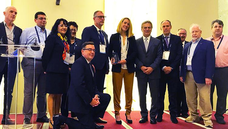 ICANN62: 2018 Multistakeholder Ethos Award Honors Stéphane Van Gelder