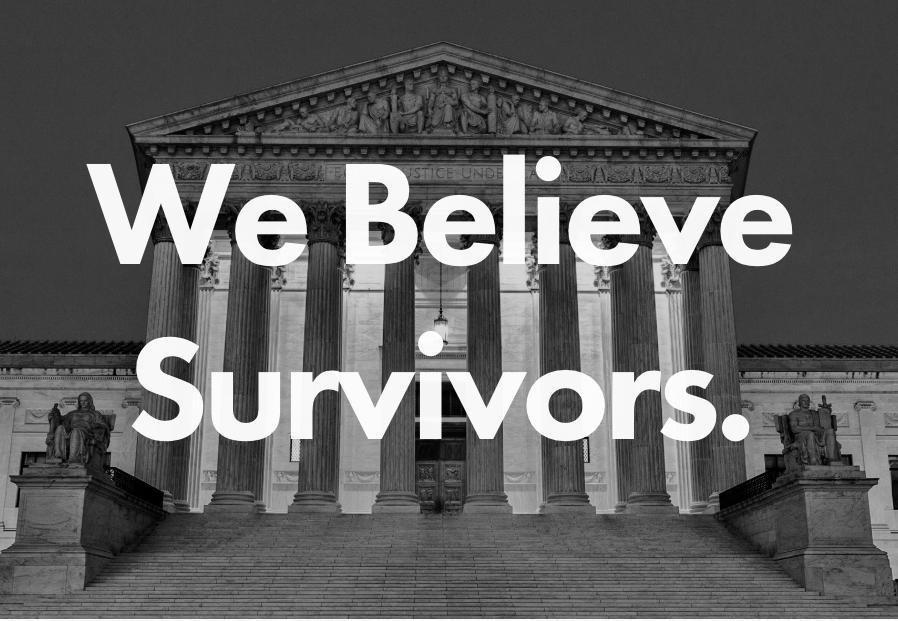 BrettKavanaugh.com Website Established for Sexual Assault Survivors