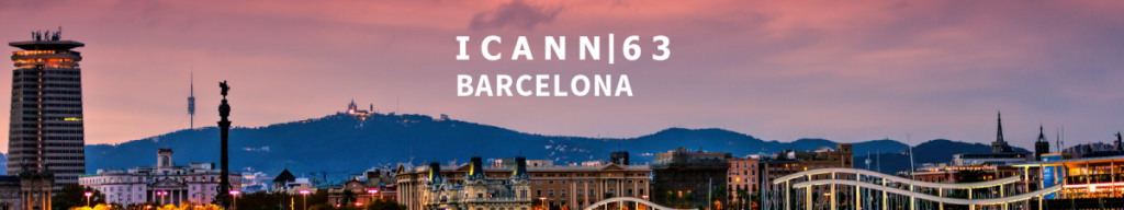 Internet Stakeholders from Around the World Will Meet in Barcelona for ICANN's 63rd Public Meeting