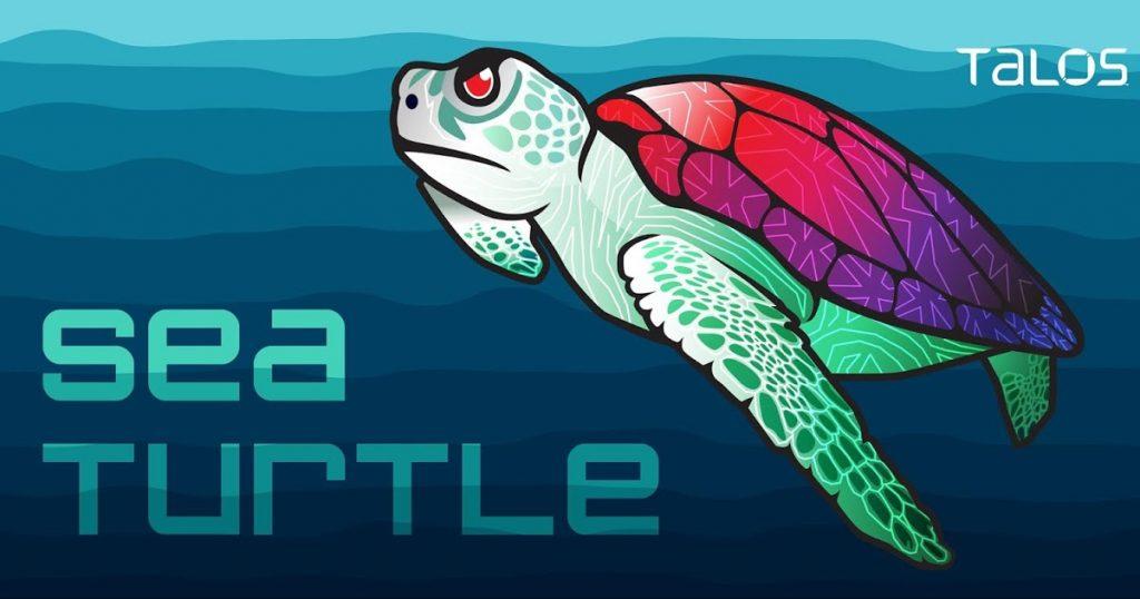 .GR Hijacked By Sea Turtles