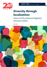 Local Languages Dominate Country Code and Geo TLDs: CENTR Study