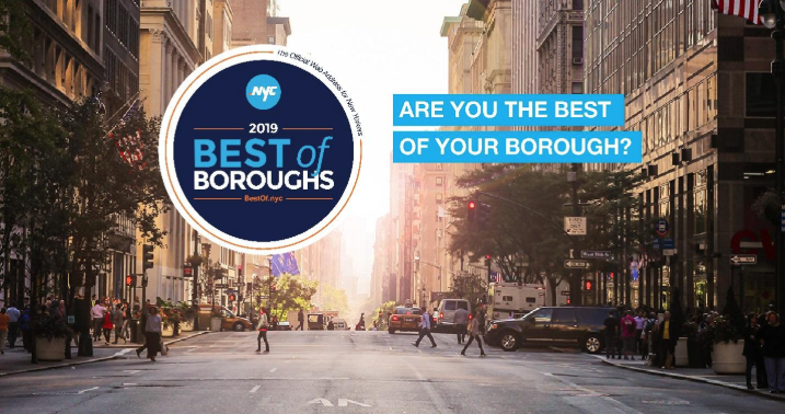 .NYC Brings Back Best of Boroughs Competition For 2019