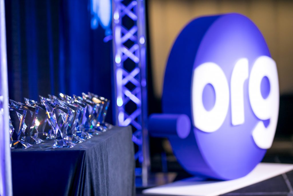 12 Winners of the Inaugural .ORG Impact Awards Announced at Gala Event