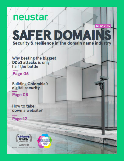 Neustar Publishes Safer Domains: DNS Security and Resilience