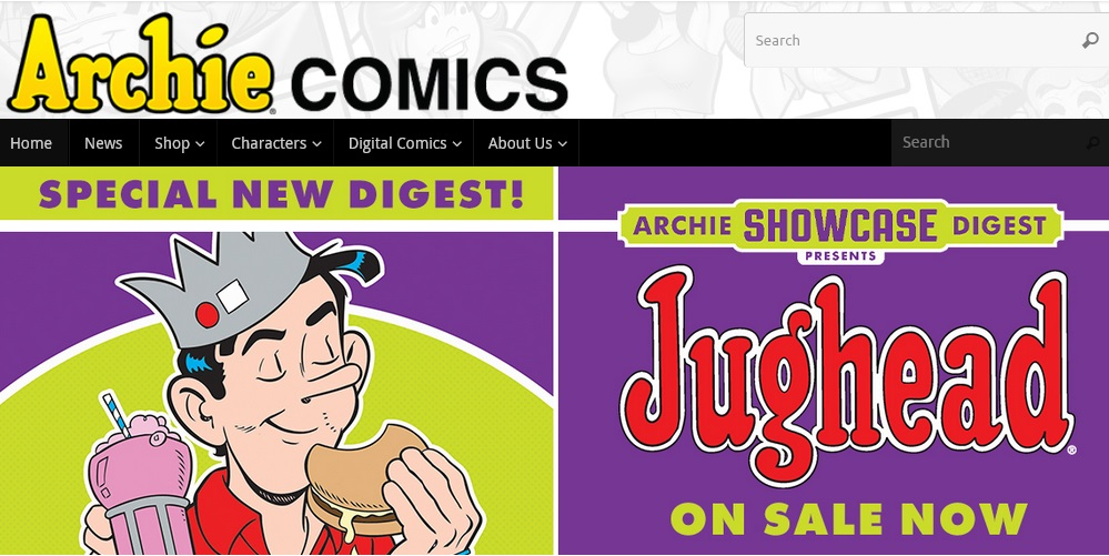 Archie Comics has a nice little domain portfolio of first name .coms